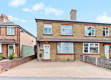 Thumbnail 3 bed semi-detached house for sale in Fullers Way North, Surbiton