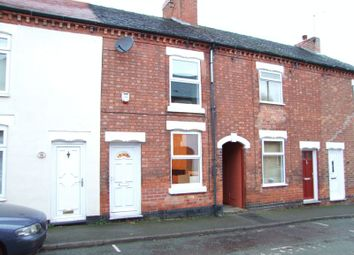 Thumbnail 2 bed terraced house to rent in Astil Street, Stapenhill, Burton-On-Trent