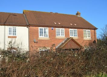 Thumbnail 2 bed semi-detached house for sale in Morgan Close, West Wick, Weston-Super-Mare
