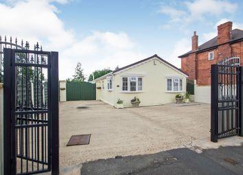 Thumbnail 1 bed detached bungalow for sale in Victoria Road, Pinxton, Nottingham