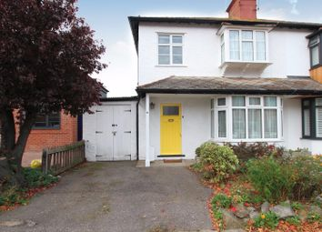 Thumbnail 3 bedroom semi-detached house for sale in Graystone Road, Tankerton, Whitstable