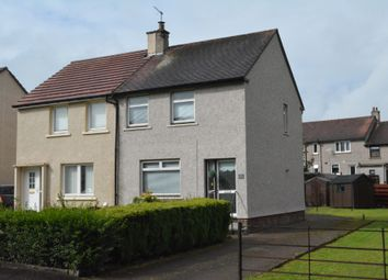 Thumbnail 2 bedroom semi-detached house for sale in Larbert Road, Bonnybridge, Falkirk