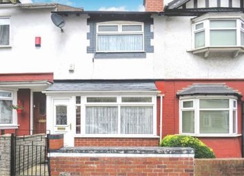Thumbnail 3 bed terraced house for sale in Richmond Road, Bearwood, Smethwick