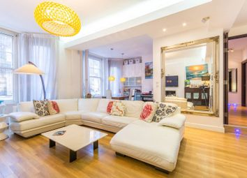 Thumbnail 3 bed flat for sale in York Street, Marylebone