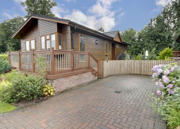Thumbnail 2 bed detached bungalow for sale in Mill Garth Park, Acaster Malbis, York