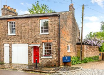 Thumbnail 3 bed end terrace house for sale in Fishpool Street, St. Albans, Hertfordshire