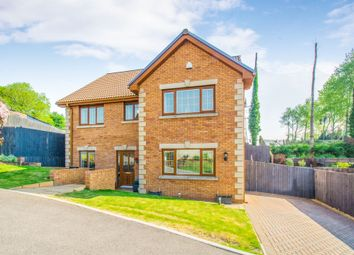 Thumbnail 5 bed detached house for sale in The Boundary, Blackwood