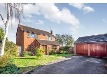 Thumbnail Detached house for sale in Gloster Gardens, Wellesbourne, Warwick
