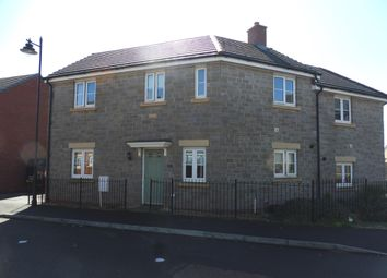 Thumbnail 3 bed semi-detached house for sale in Ffordd Y Grug, Coity, Bridgend