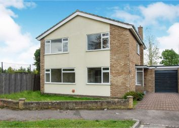 4 bed detached house for sale in Vicarage Close, Ravensden, Bedford MK44