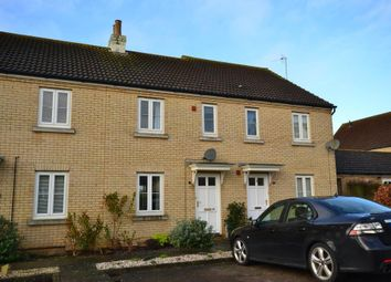 Thumbnail 2 bed terraced house for sale in Nene Road, Ely