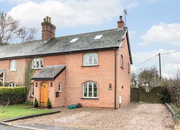 Thumbnail 4 bed semi-detached house for sale in Jubilee Cottages, Priory Road, Ipswich, Suffolk