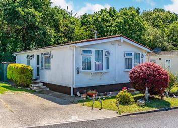 Thumbnail 3 bed mobile/park home for sale in Fleet End Road, Warsash, Southampton
