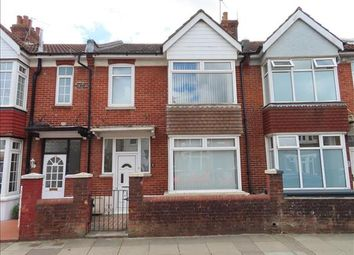Thumbnail 3 bed terraced house for sale in Hewett Road, North End, Portsmouth