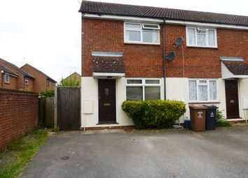Thumbnail 1 bedroom end terrace house for sale in The Hedgerows, Stevenage