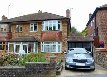 Thumbnail 3 bed semi-detached house for sale in Ingham Road, South Croydon, Surrey