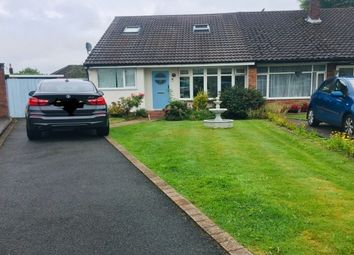 Thumbnail 5 bed bungalow to rent in Buckfast Close, Altrincham