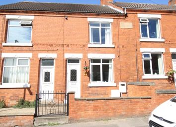 Thumbnail 3 bed terraced house for sale in Coronation Street, Whitwell, Worksop