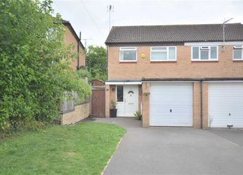 Thumbnail 3 bed semi-detached house for sale in Jasmine Close, Abbeydale, Gloucester