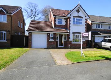 Thumbnail 3 bed detached house for sale in Foxwood, St Helens