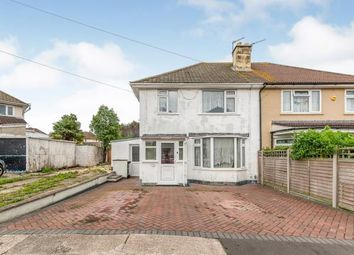 Thumbnail 3 bed semi-detached house for sale in Caldbeck Close, Bristol, City Of Bristol
