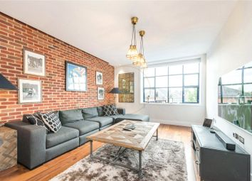 Thumbnail 2 bed flat for sale in Lofts Apartments, 5 Grenville Place, Mill Hill, London