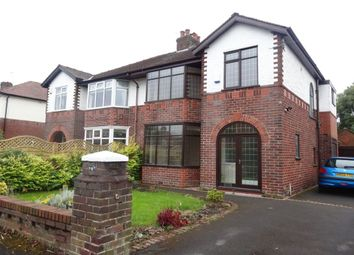 Thumbnail 4 bedroom semi-detached house for sale in Westgate, Fulwood, Preston