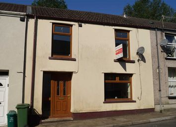 Thumbnail 3 bed terraced house for sale in Dover Street, Mountain Ash