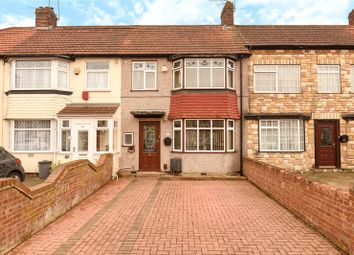 Thumbnail 3 bed terraced house for sale in Lynhurst Crescent, Uxbridge, Middlesex