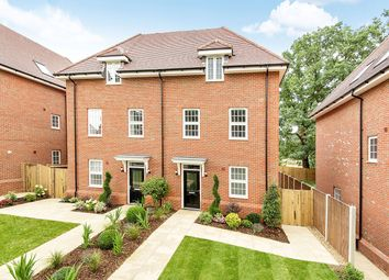 "Thumbnail 4 bed semi-detached house for sale in ""Ducher"" at Elmbank Avenue, Arkley, Barnet"