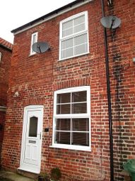 Thumbnail 2 bed terraced house for sale in Woodend, Rhodesia, Worksop