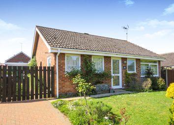 Thumbnail 3 bed detached bungalow for sale in Stuart Road, Aylsham, Norwich
