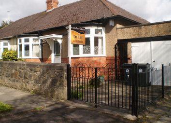 Thumbnail 3 bed bungalow to rent in Pierremont Gardens, Darlington