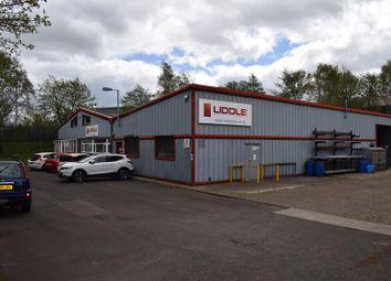 Thumbnail Light industrial for sale in Liddle Doors Premises, Wagonway Road Industrial Estate, Hebburn, Tyne & Wear