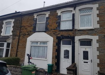 Thumbnail 4 bed property to rent in Niagara Street, Treforest, Pontypridd