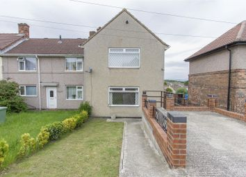 Thumbnail 3 bed terraced house for sale in Elm Street, Hollingwood, Chesterfield