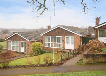 Thumbnail 2 bed bungalow for sale in Romney Drive, Dronfield, Derbyshire