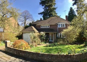 Thumbnail 3 bedroom detached house for sale in Woodham, Surrey