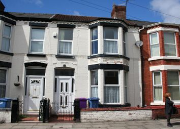 Thumbnail 5 bed terraced house to rent in Langdale Road, Liverpool