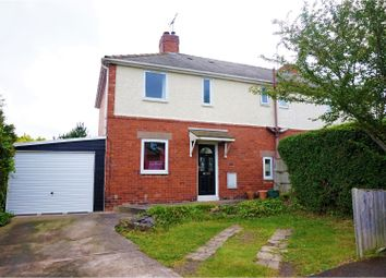 Thumbnail 3 bed semi-detached house for sale in Queensway, Mansfield