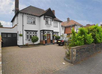 Thumbnail 4 bedroom detached house for sale in Victoria Avenue, Southend-On-Sea, Essex