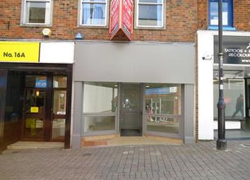 Thumbnail Retail premises to let in 16 Church Street, Basingstoke, Hampshire
