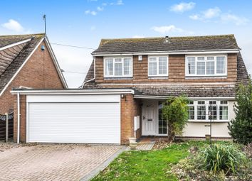 Thumbnail 5 bed detached bungalow for sale in Queensway, Hayling Island
