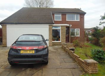 Thumbnail 5 bed detached house for sale in Kingcraig Close, Bolton