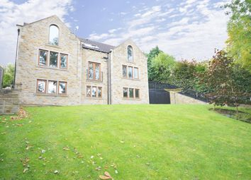 Thumbnail 5 bed detached house for sale in Meadow View, Thongsbridge, Holmfirth