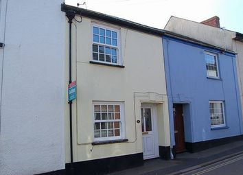 Thumbnail 2 bed terraced house to rent in New Street, Cullompton