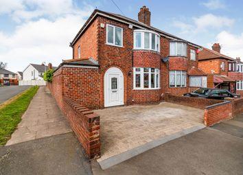 Thumbnail 3 bed semi-detached house for sale in Jockey Lane, Wednesbury