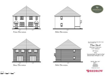 Thumbnail 3 bed semi-detached house for sale in Handley Place, Castle Donington, Derby