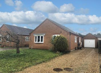 Thumbnail 2 bed detached bungalow to rent in Wiclewood Way, Dersingham, King's Lynn