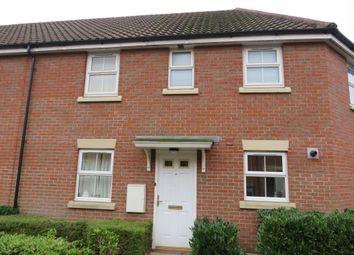 Thumbnail 2 bedroom flat for sale in Salmet Close, Ipswich